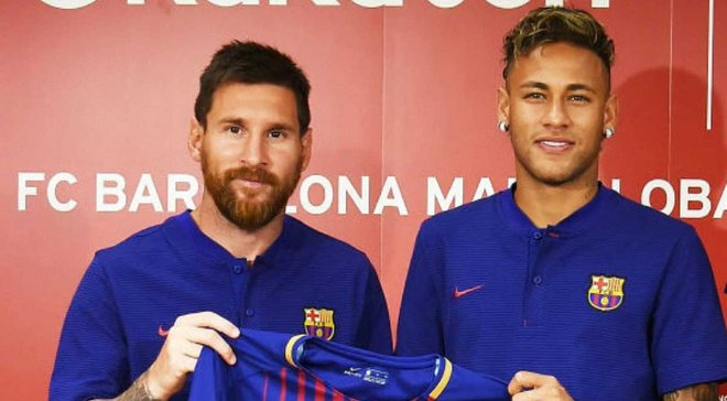 Оточення Неймара рекомендує гравцю піти з Барселони, аби вийти із затінку Мессі, – Sport.es