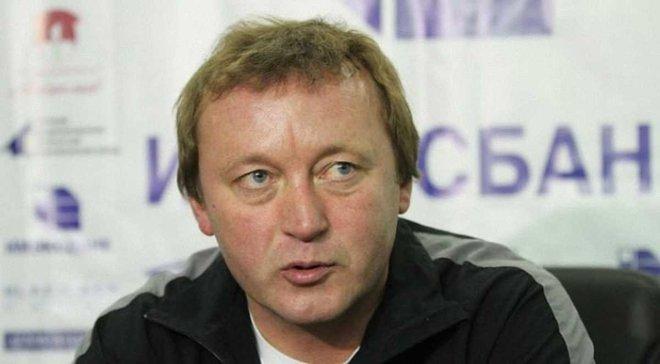 Шаран: Александрия не может играть в академический футбол