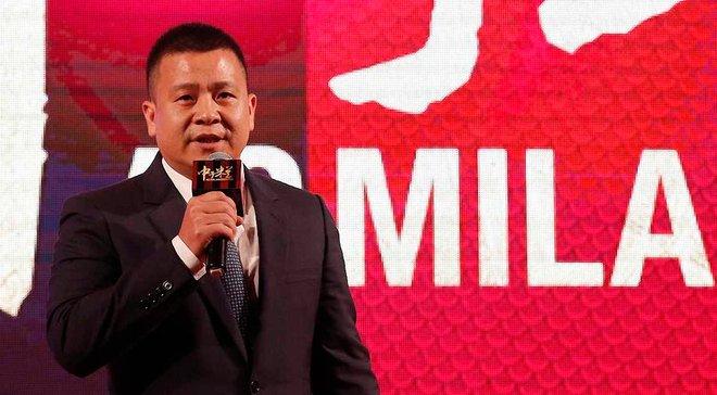 Владелец Милана Йонхонг Ли побил трансферный рекорд Абрамовича в Челси