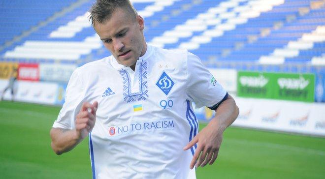 Ярмоленко приніс Динамо перемогу над Чорноморцем