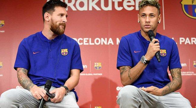Неймар не собирается покидать Барселону, – MD