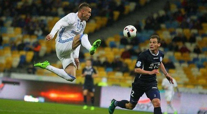 Динамо – Черноморец – 2:1. Видео голов и обзор матча