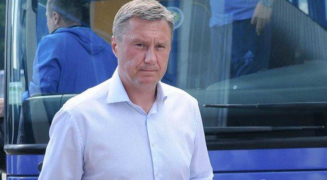 Хацкевич: Ошибка, которую совершил Ярмоленко, абсолютно недопустима