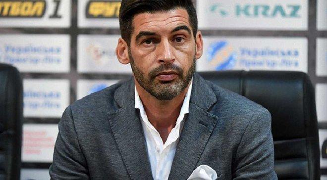 Фонсека: Я доверяю абсолютно всем своим футболистам, и сегодня ребята доказали, что это оправдано