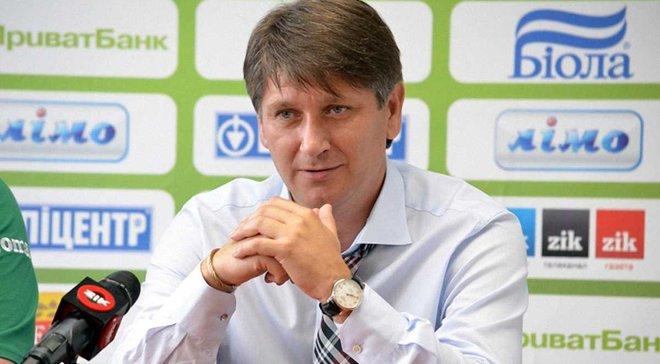 Ковалец: Динамо – еще команда Реброва
