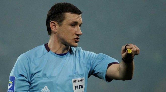 Матч Шахтар – Динамо обслужить Можаровський та інші суддівські призначення 2-го туру УПЛ