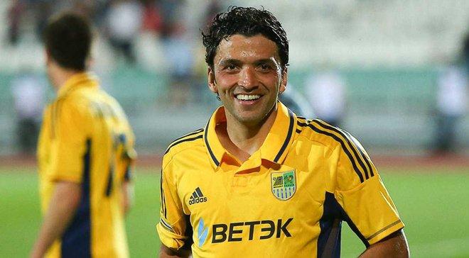 Эдмар может вернуться в клуб из чемпионата Украины