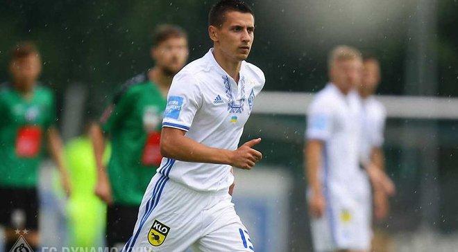 Хльобас перейде в Динамо Мінськ