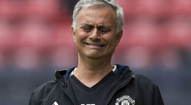 Моурінью: Я не можу сказати, що повністю задоволений трансферами Манчестер Юнайтед