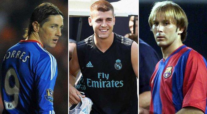 Мората та ще 6 найдорожчих іспанських гравців в історії