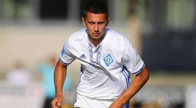 Хльобас став гравцем Динамо Мінськ