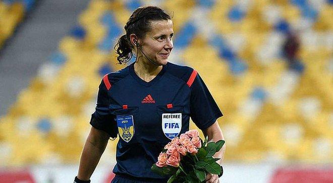 Монзуль будет судить матч женского Евро-2017 Италия – Германия