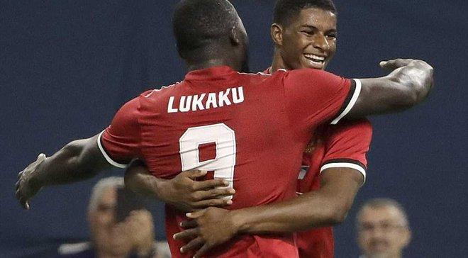 Манчестер Юнайтед уверенно обыграл Манчестер Сити на Международном кубке чемпионов, Зинченко получил шанс