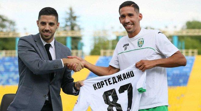Кортеджано: Докладемо всіх зусиль, щоб повернути вболівальників Карпат на стадіон