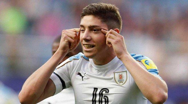 Вальверде забил сумасшедший гол за Депортиво со своей половины поля