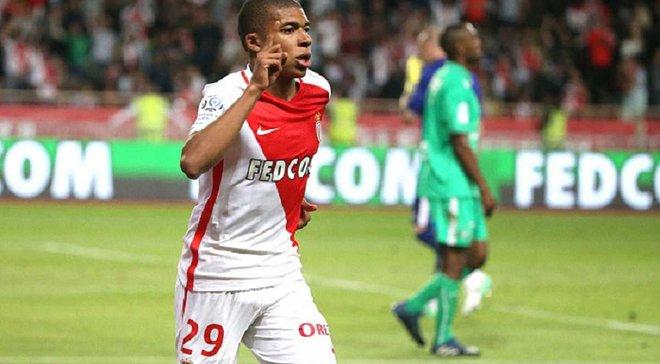 Монако приравнял Мбаппе к Неймару, оценив француза в 190 миллионов евро