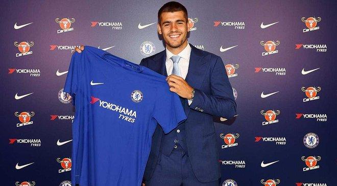 Мората официально стал игроком Челси