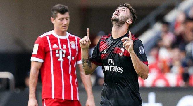 Милан разбил Баварию на Международном кубке чемпионов