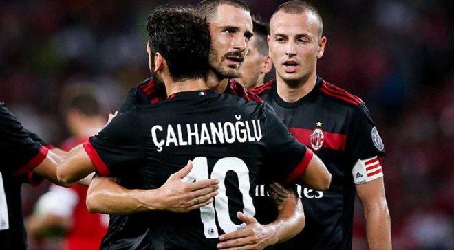 Бавария – Милан – 0:4 – Видео голов и обзор матча