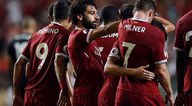 Ливерпуль обыграл Лестер благодаря классным голам Салаха и Коутинью
