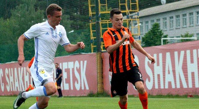 Шахтер U-21 минимально переиграл Динамо U-21