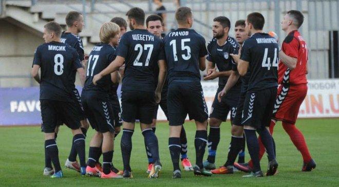 Чорноморець – Сталь – 0:1 – Відео гола та огляд матчу