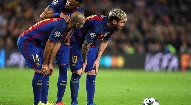 Маскерано: Неймар – будущее Барселоны, надеюсь, он останется