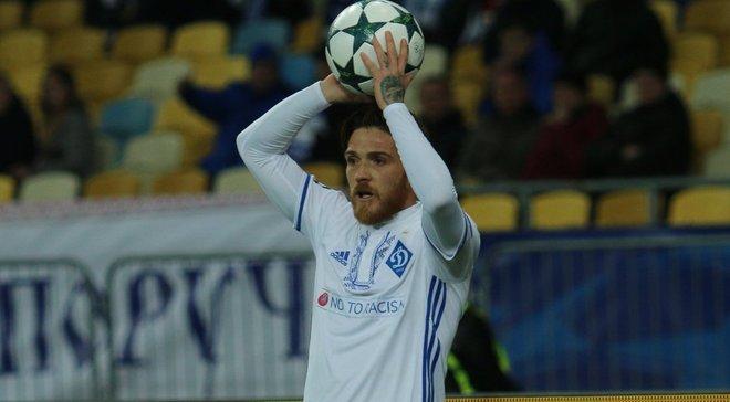 Антунеш по-русски поблагодарил Динамо и вспомнил свои суперголы за киевлян