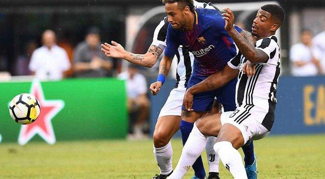 Международный кубок чемпионов: Барселона победила Ювентус благодаря дублю Неймара, Тоттенхэм одолел ПСЖ