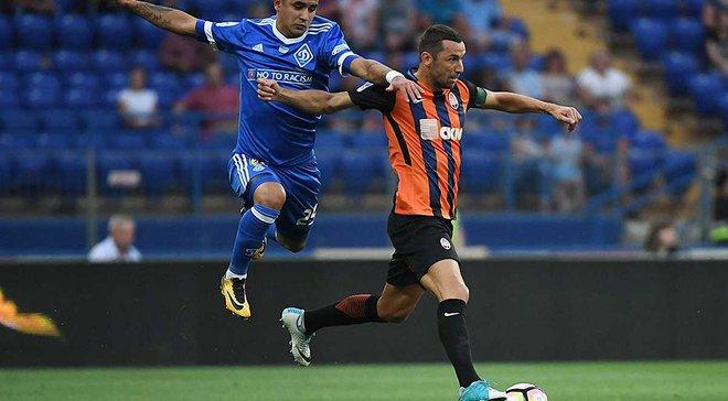 Гонсалес: Матч против Шахтера – лучшая игра Динамо за последнее время