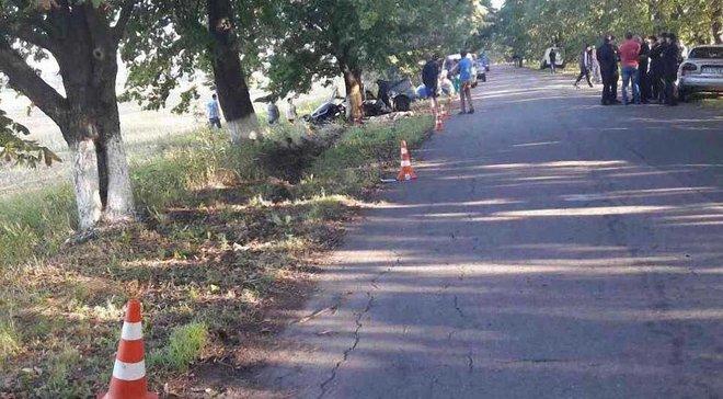 У жахливій нічній аварії під Києвом загинув український футболіст