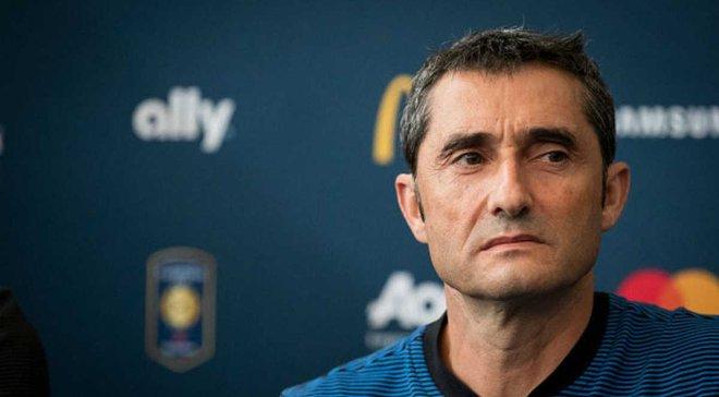 Вальверде: Надеюсь, Неймар останется в Барселоне, он очень важен для команды