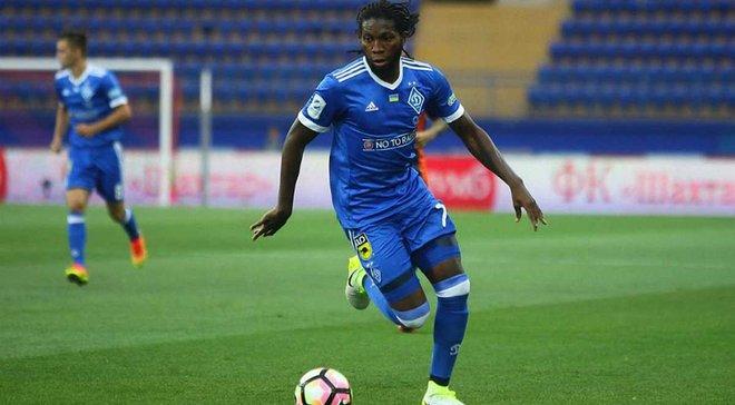 Мбокані: Зараз мені комфортніше грати в Динамо, ніж за Реброва