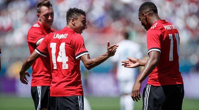 Манчестер Юнайтед по пенальти одолел Реал на Международном кубке чемпионов