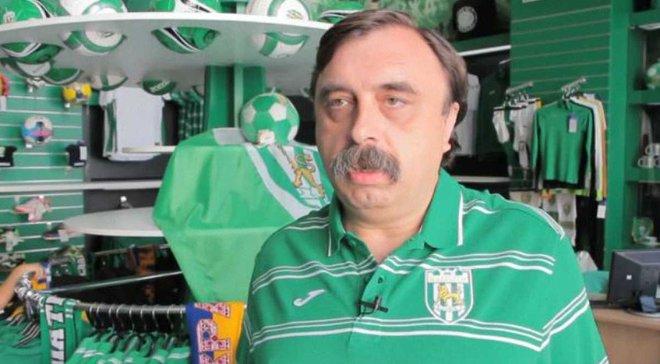 Гордиенко: Карпаты никогда не отказывались играть в Мариуполе, но необходимы гарантии безопасности