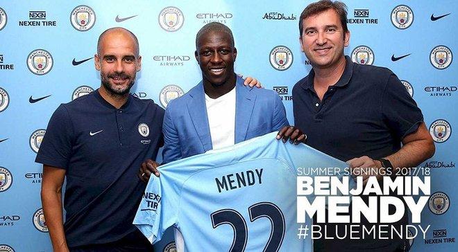 Менди – игрок Манчестер Сити