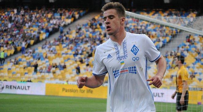 Динамо дозаявило Цыганкова и Беседина на матчи против Янг Бойз