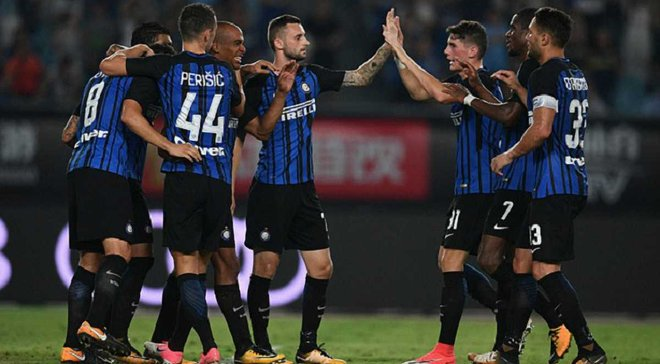 Интер – Лион – 1:0 – Видео гола и обзор матча