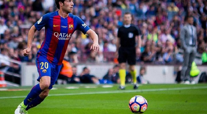 Челсі готовий купити Серхі Роберто за 40 млн євро, – Sport.es