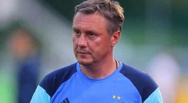 Хацкевич – найкращий тренер 2 туру УПЛ