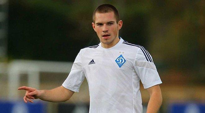 Михайличенко: Хацкевич сказал, что мне нет смысла играть в дубле Динамо, нужно играть в УПЛ