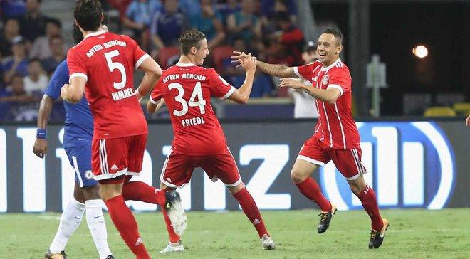 Челсі – Баварія – 2:3 – Відео голів та огляд матчу