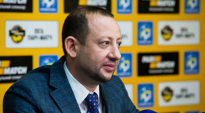 Генинсон: УПЛ не имеет оснований для отмены или переноса матчей из Мариуполя
