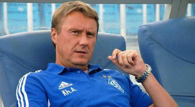 Хацкевич: Янг Бойз – достаточно тяжелый соперник, но Динамо готовится к нему в хорошем настроении