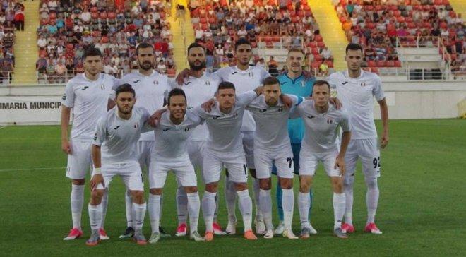 Олександрія вирушила на матч Ліги Європи проти Астри
