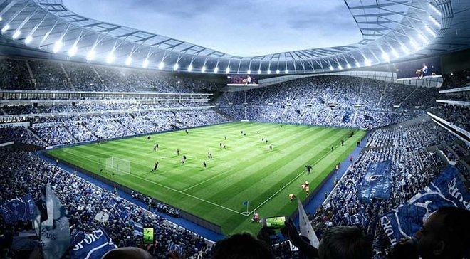 Фанат Вест Хэма заложил в фундамент нового стадиона Тоттенхэма розу своего клуба