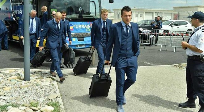 Збірна України вилетить в Ісландію за два дні до матчу
