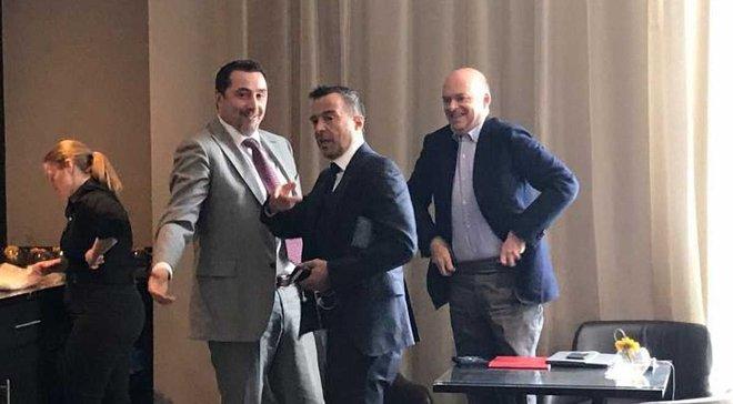 Мілан провів переговори з Мендешем щодо 3-х зіркових клієнтів агента