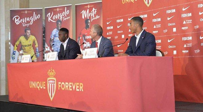 Монако представив 5 новачків