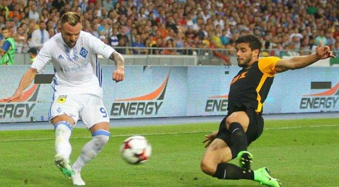Динамо сьогодні перегляне футболіста на позицію флангового захисника